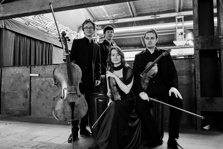 Eliot Quartet — 2020 Chamber music residency