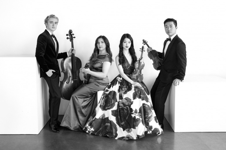 Viano Quartet — 2020 Chamber music residency