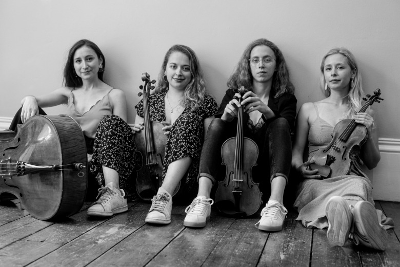 Echéa Quartet — 2020 Chamber music residency